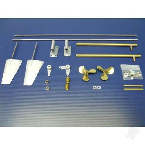 Dumas Crockett Hardware Set 1218 (2341) DUM2341